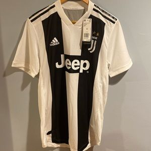 Adidas Juventus Home Authentic Jersey.